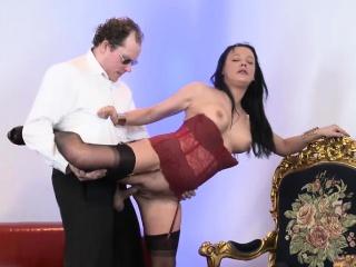 Dazzling German MILF enjoys an incredible hardcore sexual congress