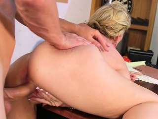 Big tits milf coition thither cumshot