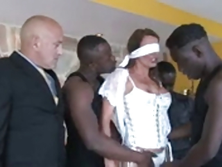 Caroline Tosca Interracial Gang Bang...DTTAT
