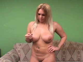 Be in charge blonde milf banged by crave black load of shit