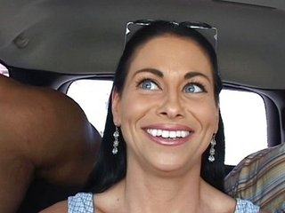 Harley Raine -  MILF gangbanged by blak guys