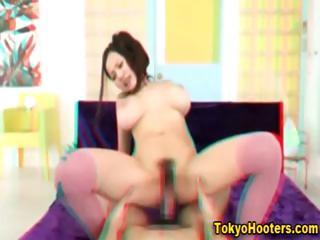 Check this japanese sluts tits bounce