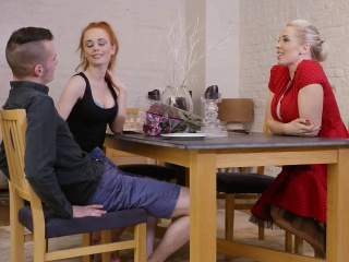 Babes - Step Mom Briefing - Sneaky Chum starrin