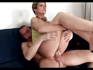 Son Sonja hot fuck