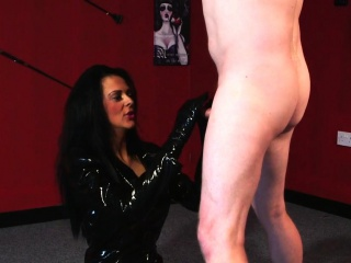 British CFNM milf sucking subs dick yon BDSM