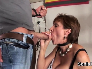 Unfaithful uk mature lady sonia showcases her large g66cXH
