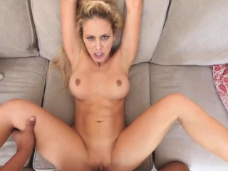 Milf big ass line Cherie Deville in Impregnated By My Stepp