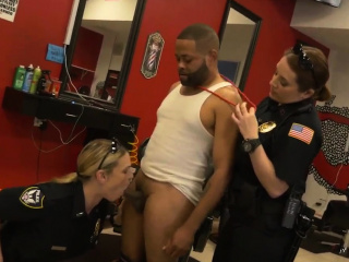 Fly down on husband blowjob Prank Suspect Apprehended