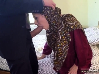 Young tiny brunette teen When Arab feminine attempt money problem