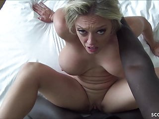 Significant Drape Soul MILF SANDY GET Be hung up on BY BBC AND CREAMPIE