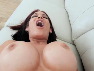 I came in my mom Ryder Skye in Stepmother Sex Sessions