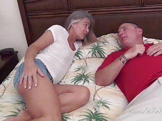 Pygmy Milf Cheats upstairs Hubby forth will not hear of Team up