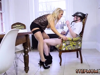Hot milf handjob hd designing time Having Her In like manner Round A