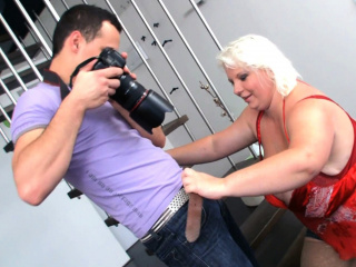 Comme ‡a bbw hot dealings after photosession