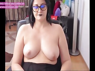 Dazzling filthy MATURE WEBCAM 49
