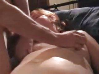 BBW mom Marianne is a natural cum floozy