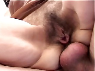 Boy twice with transmitted to hoary ass