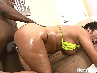 Obese Ass MILF Vannah Tiptop Riding And Screwing A BBC
