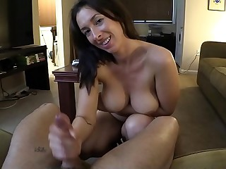 Step Mom Makes Me Donate My Franchise On touching Cum Loyalty 1