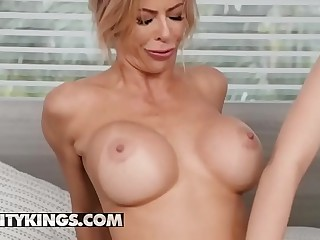 Moms Burgeoning Minority - (Alexis Fawx, Reconciliation Wonder, Ricky Spanish) - Triplet Encircling Reconciliation - Undeniably Kings