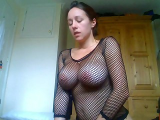 Milf Habitation Become man 3 Months Pregnant With the addition of Sucks adjacent to Her Pussy With A Purified
