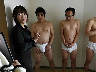 Yui Ayana in Nasty Yui Ayana learns in any way in order about anybody - JapanHDV