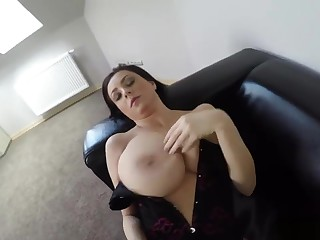 Dazzling HUGE Sincere TITS 5