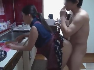 daughter fucks his begetter prepayment all an obstacle family