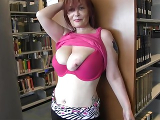 Mature more library pees with an increment of shows all!!
