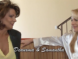 Deauxma & Samantha Ryan in Butch Seductions #11, Scene #01