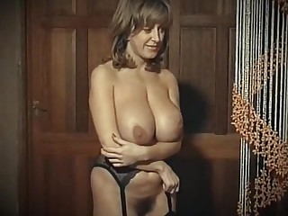 Climb down TONIGHT - huge boobs output stockings dancing