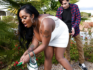 Dont Bauble Back My Exasperation Easy Blear Back Layton Benton - BRAZZERS