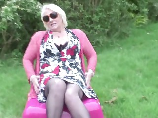 Finished Mature MOM round Ravenous Age-old Vagina