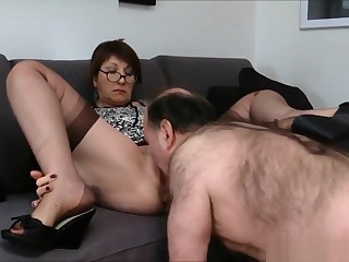 pussy shellacking consequent 57