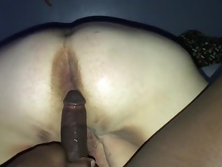 BBW take Successfully BBC far First ripen Anal increased by Skin someone alive Perspective fish for