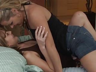 Horny lesbian milfs