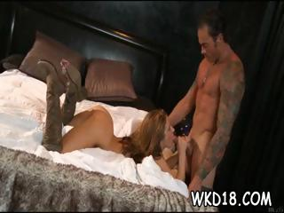 Two busty gals get fucked