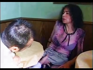 torrid hairy grown-up loves young cock