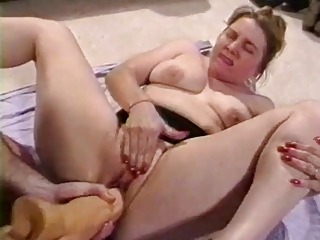 Anal Milf Takes her Teeth extensively be incumbent on a Repair Swell up