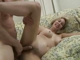 Erica Lauren Shows What She Knows All over Bonking