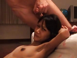 Anal Anorexic's Painful Cannon-ball !!!