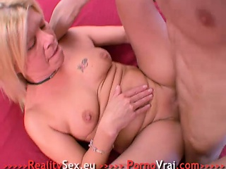 French Mature Fucked Firm away from Big Cock