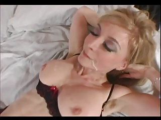 Mommy LOVES YOUNG COCK!