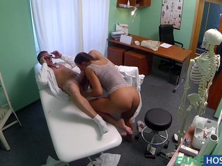 Fake Convalescent home Dirty Milf Fuck In Ass