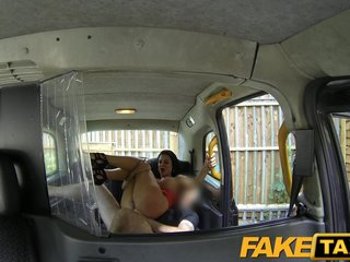 FakeTaxi - Hot babe loves taxi cock