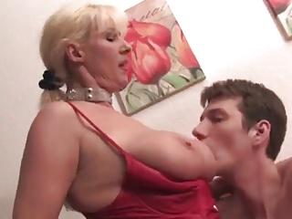 freche Mutter