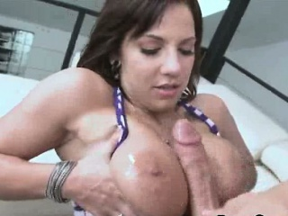Fat teat murkiness MILF gets ass fucked