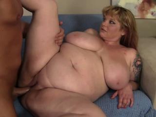 Chubby Belle Kali Kala Lina is penetrated