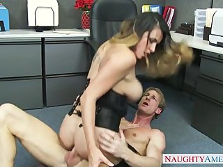 Misbehaving Office - Danica Dillon